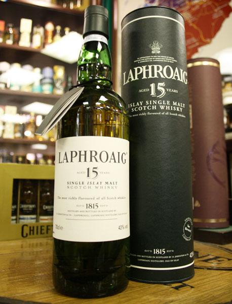 Mua rượu Laphroaig 15 năm