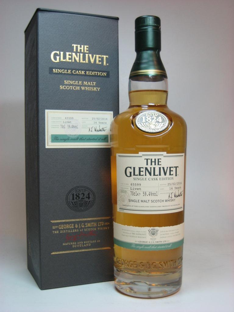giá rượu Glenlivet 14 năm