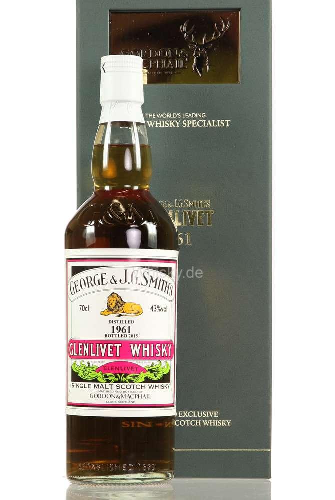 giá rượu Glenlivet 1961