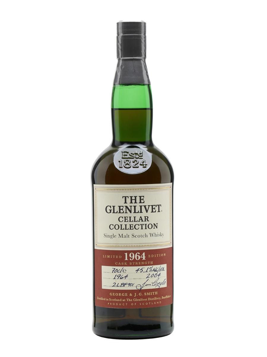 giá rượu Glenlivet 1964