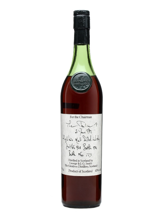 giá rượu Glenlivet 1963 21 năm