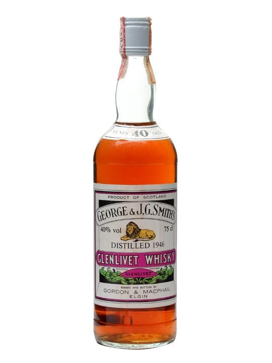 giá rượu Glenlivet 1946
