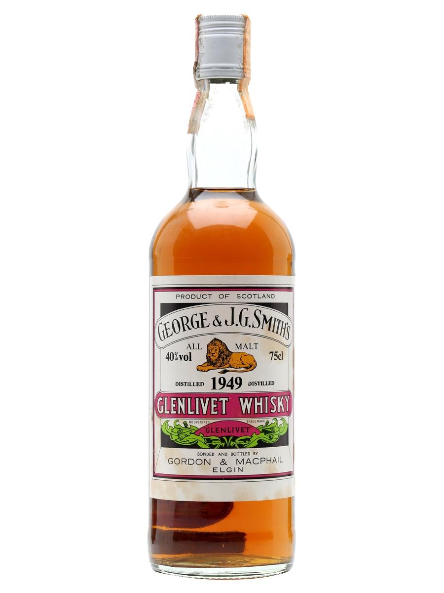 giá rượu  Glenlivet 1949