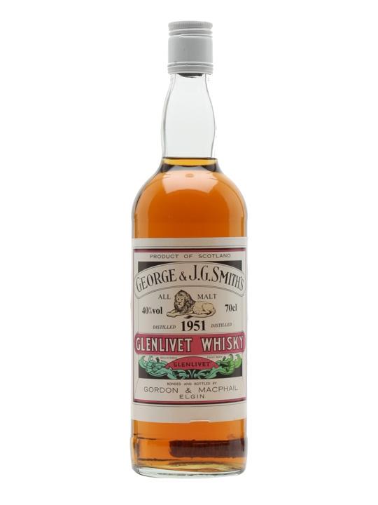 giá rượu Glenlivet 1951