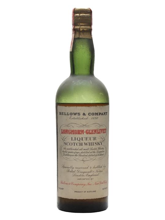giá rượu Longmorn-Glenlivet 12 năm