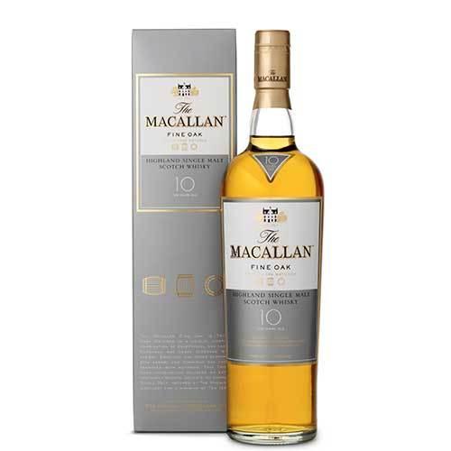 giá rượu Macallan Fine Oak 10 năm