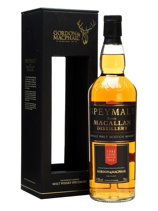 giá rượu Macallan Speymalt 1991