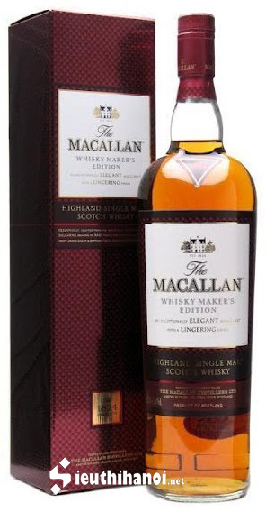 rượu macallan maker's edition