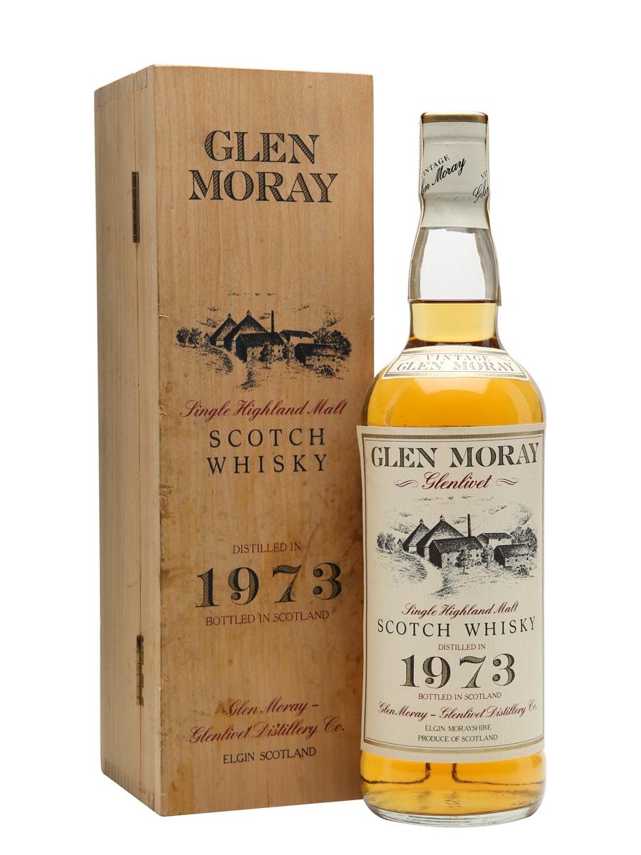 giá rượu Glen Moray-Glenlivet 1973