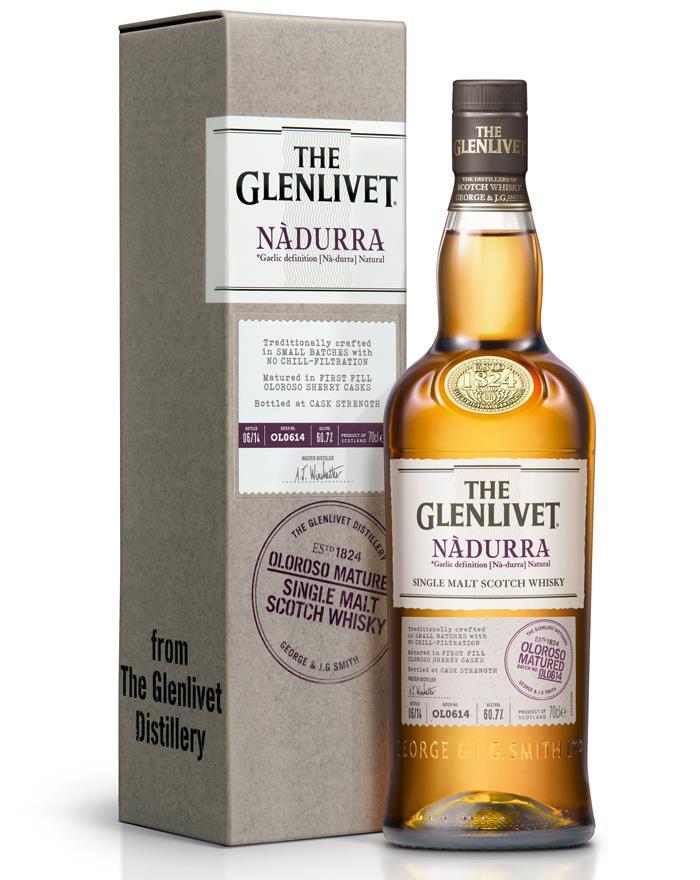 giá rượu Glenlivet Nadurra Oloros