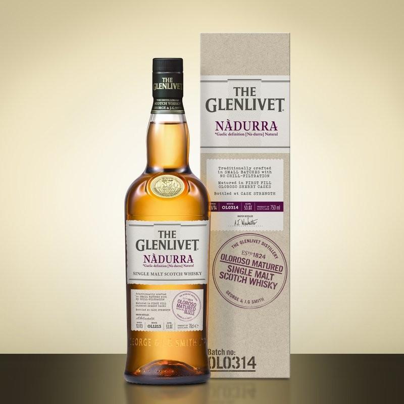 Bán rượu Glenlivet Nadurra Oloroso