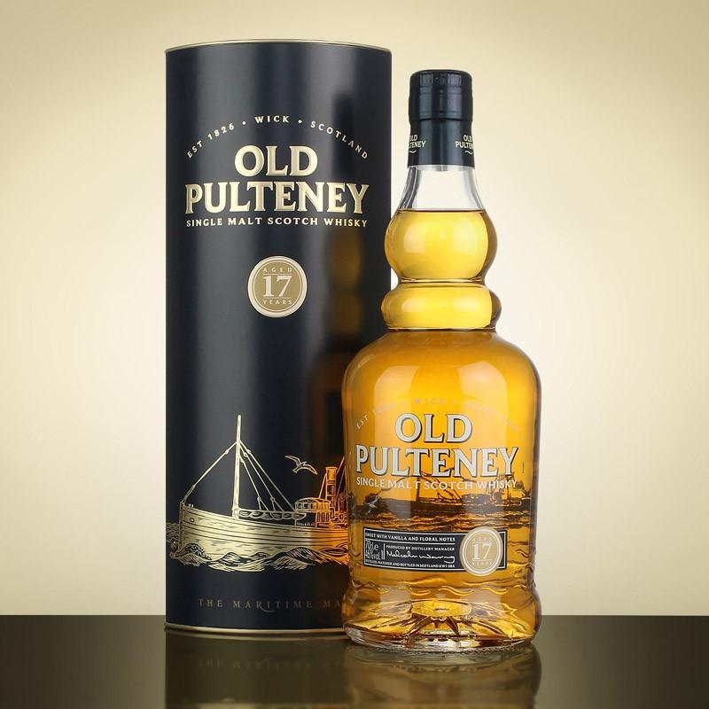 giá rượu Old Pulteney 17 năm