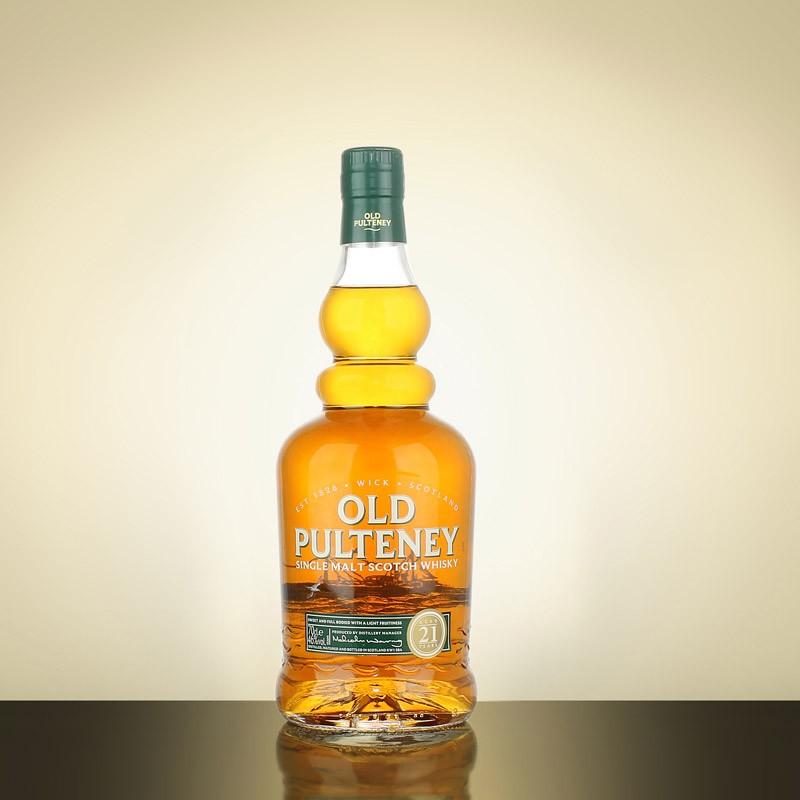 giá rượu Old Pulteney 21 năm