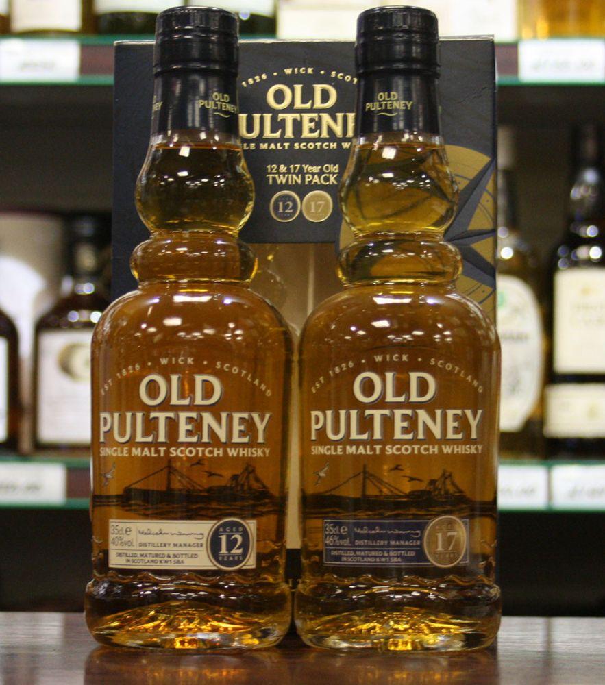 Mua rượu Old Pulteney 17 yo
