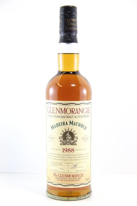 giá rượu Glenmorangie 1988 15 năm