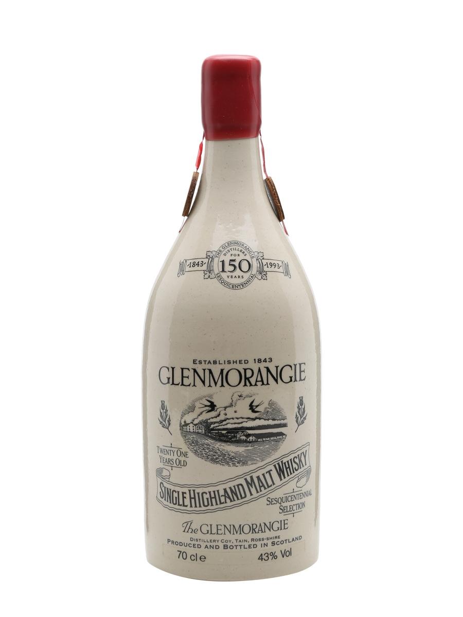 giá rượu Glenmorangie ceramic 21 năm