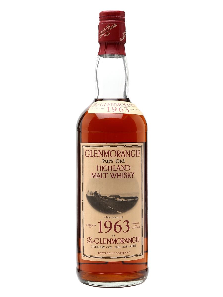 giá rượu Glenmorangie 1963 23 năm