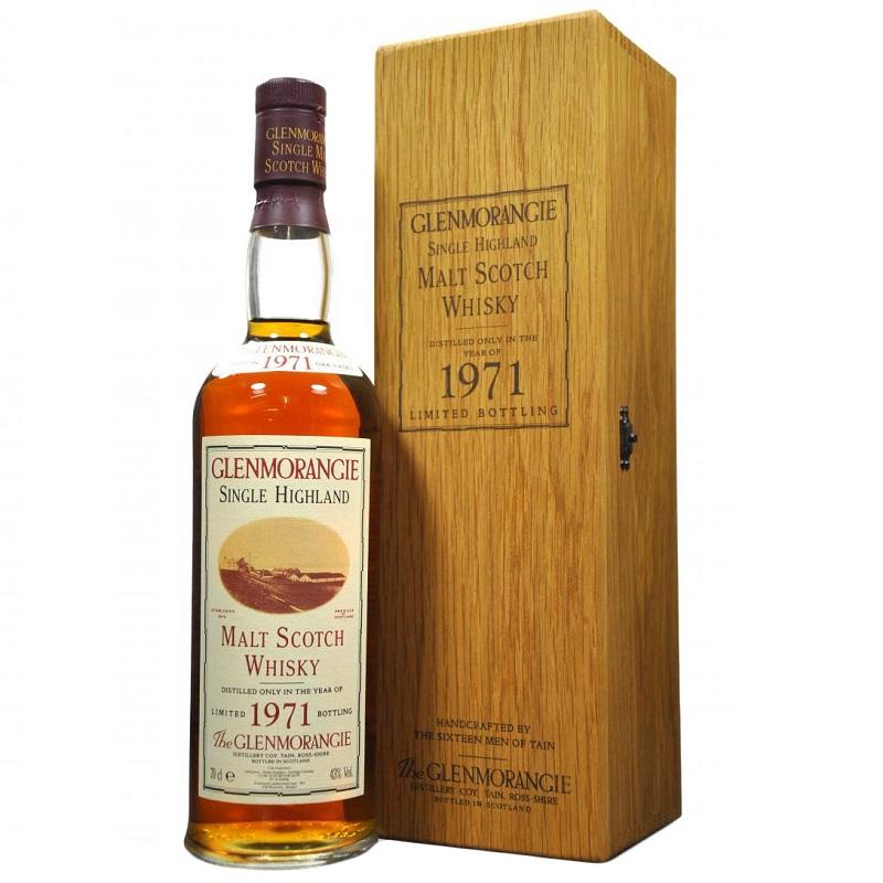 giá rượu Glenmorangie 1971