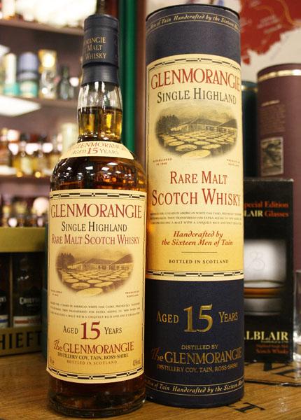 giá rượu Glenmorangie 15 năm