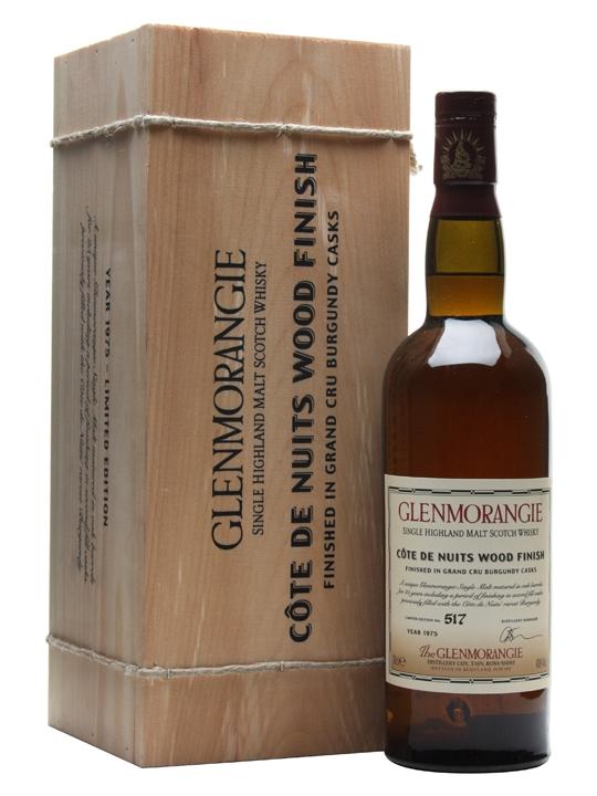 giá rượu Glenmorangie 1975 25 năm