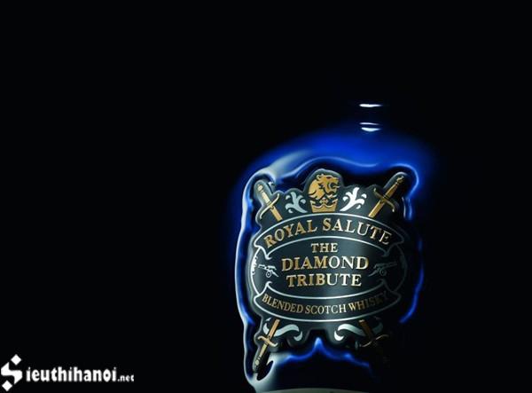 rượu chivas royal salute diamond tribute