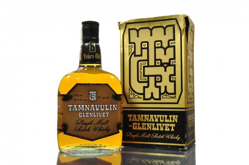 Mua rượu Tamnavulin Glenlivet 8 năm