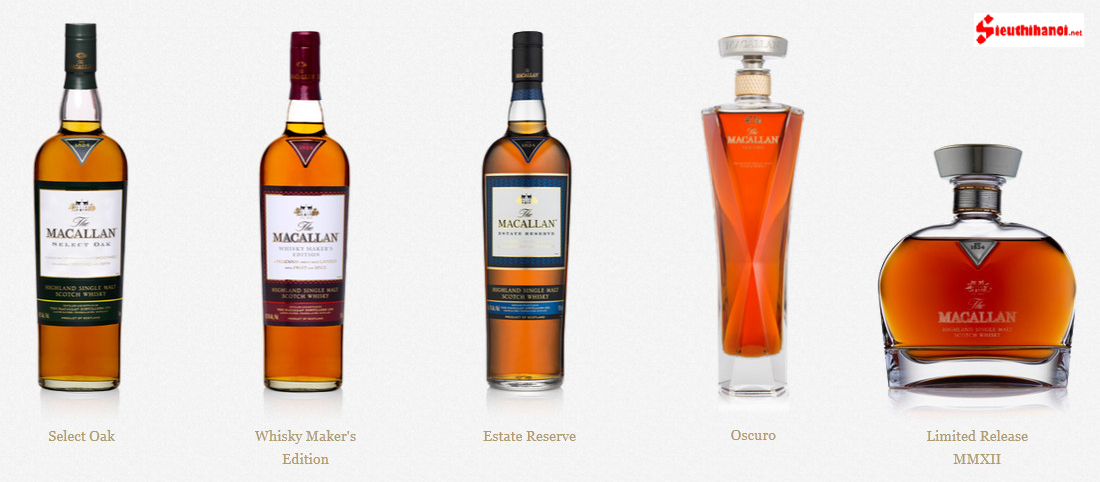 macallan 1824 collection