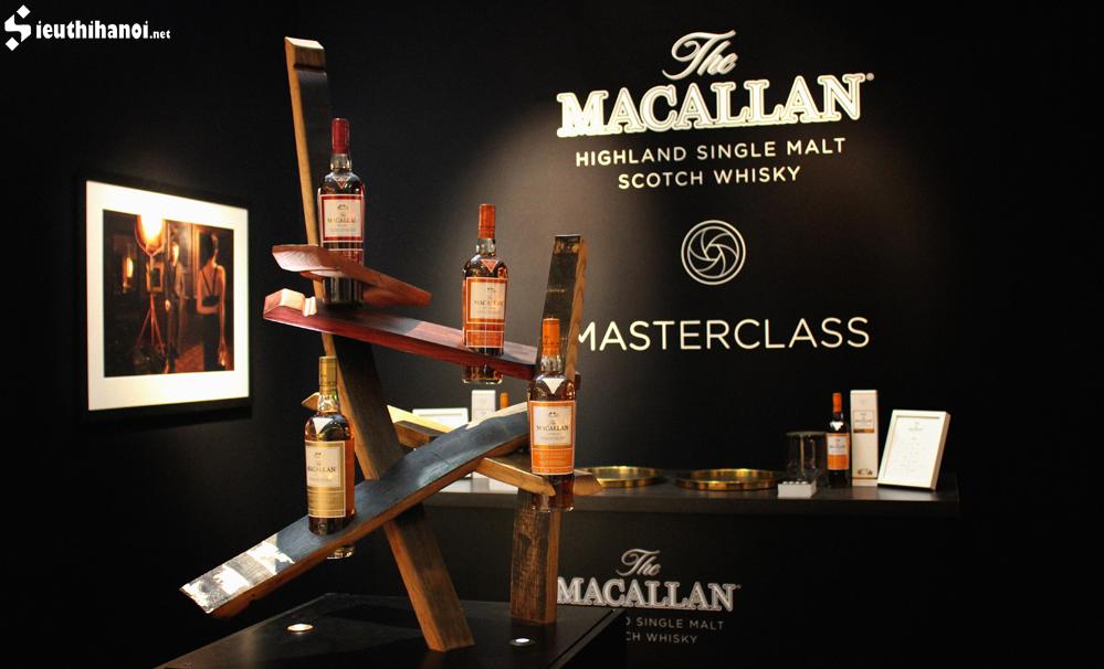 Đại lý rượu Macallan 21 năm