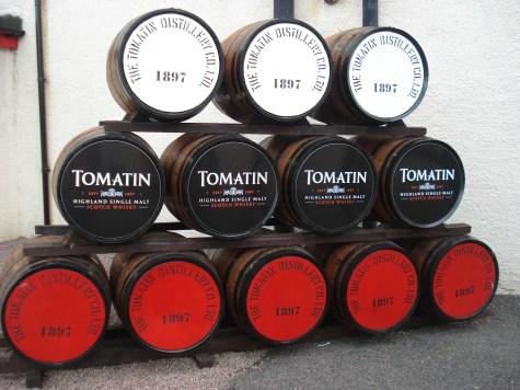 Bán rượu Tomatin 25 yo