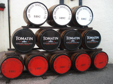 Mua rượu Tomatin 2007 8 năm