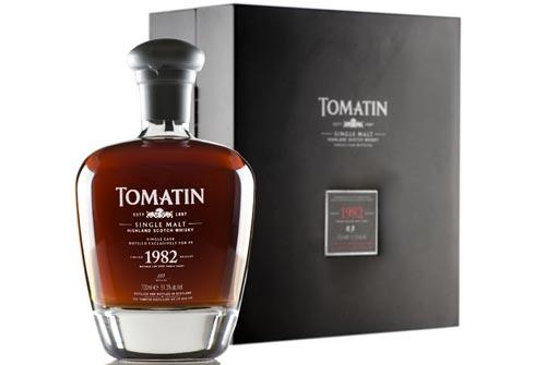 giá rượu Tomatin 1982