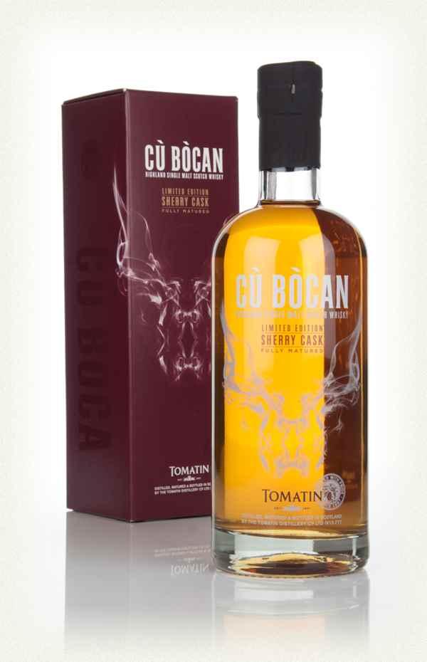 giá rượu Tomatin Cu Bocan sherry cask