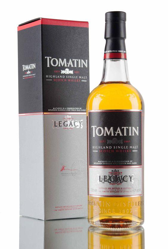 giá rượu Tomatin Legacy