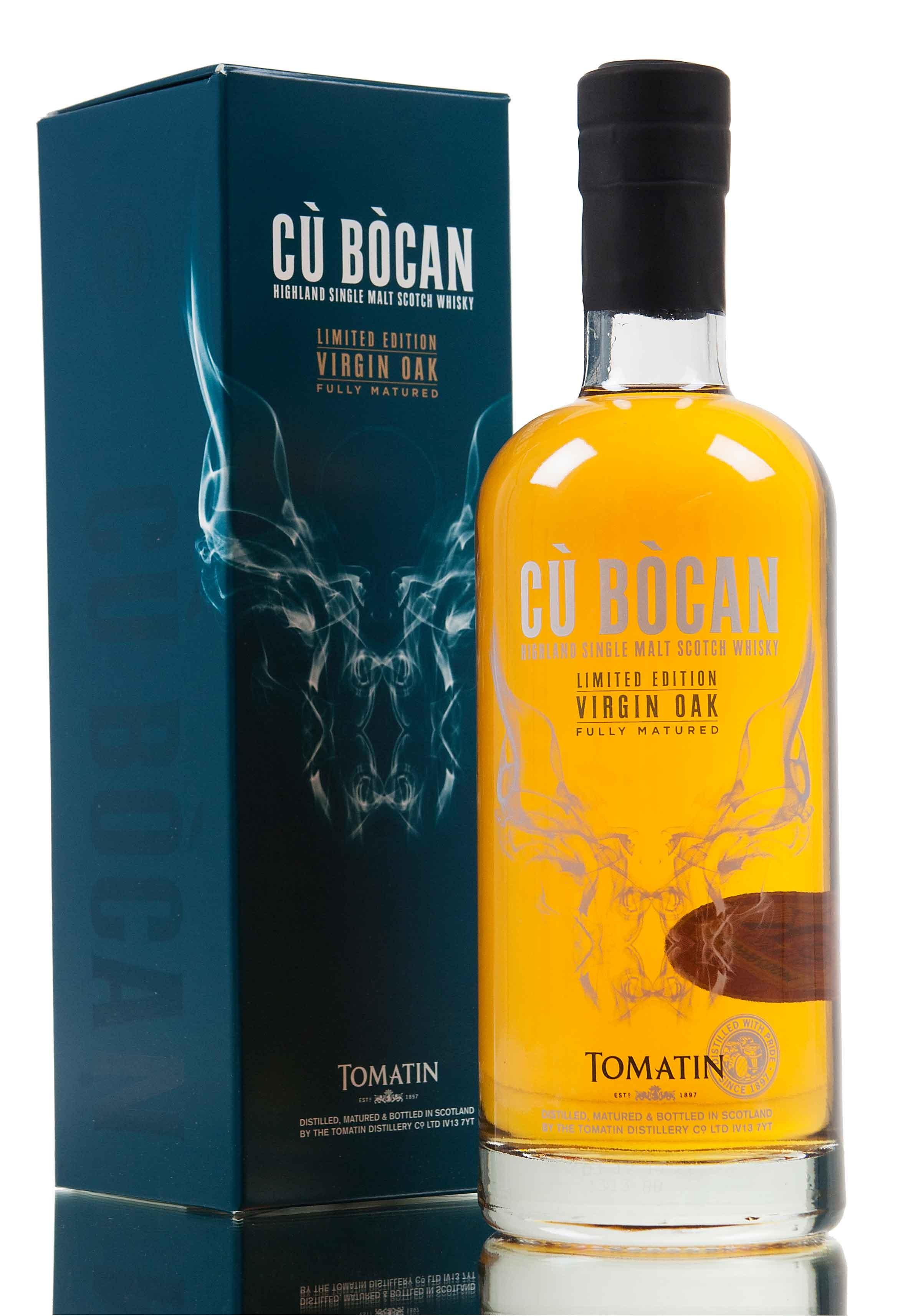 giá rượu Tomatin Cu Bocan