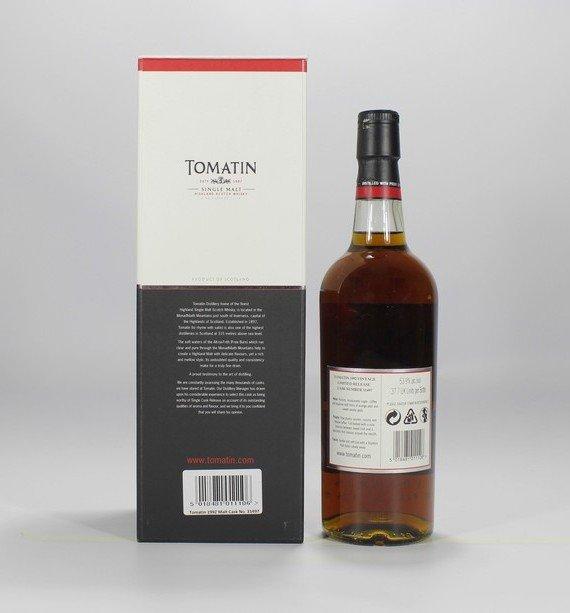 giá rượu Tomatin 1992