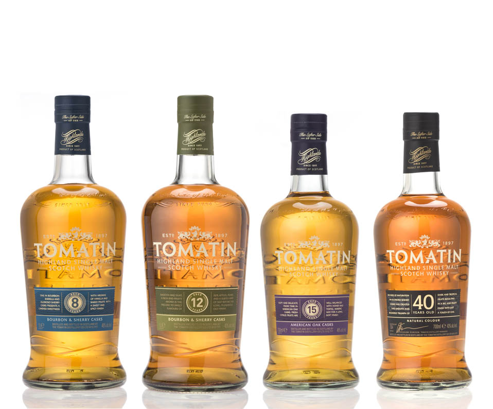 giá rượu Tomatin 2004 14 năm