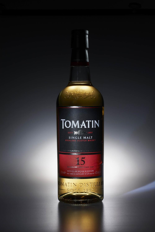 giá rượu Tomatin 15 năm