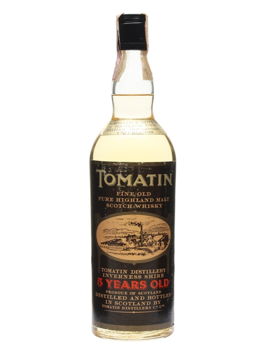 giá rượu Tomatin 5 năm
