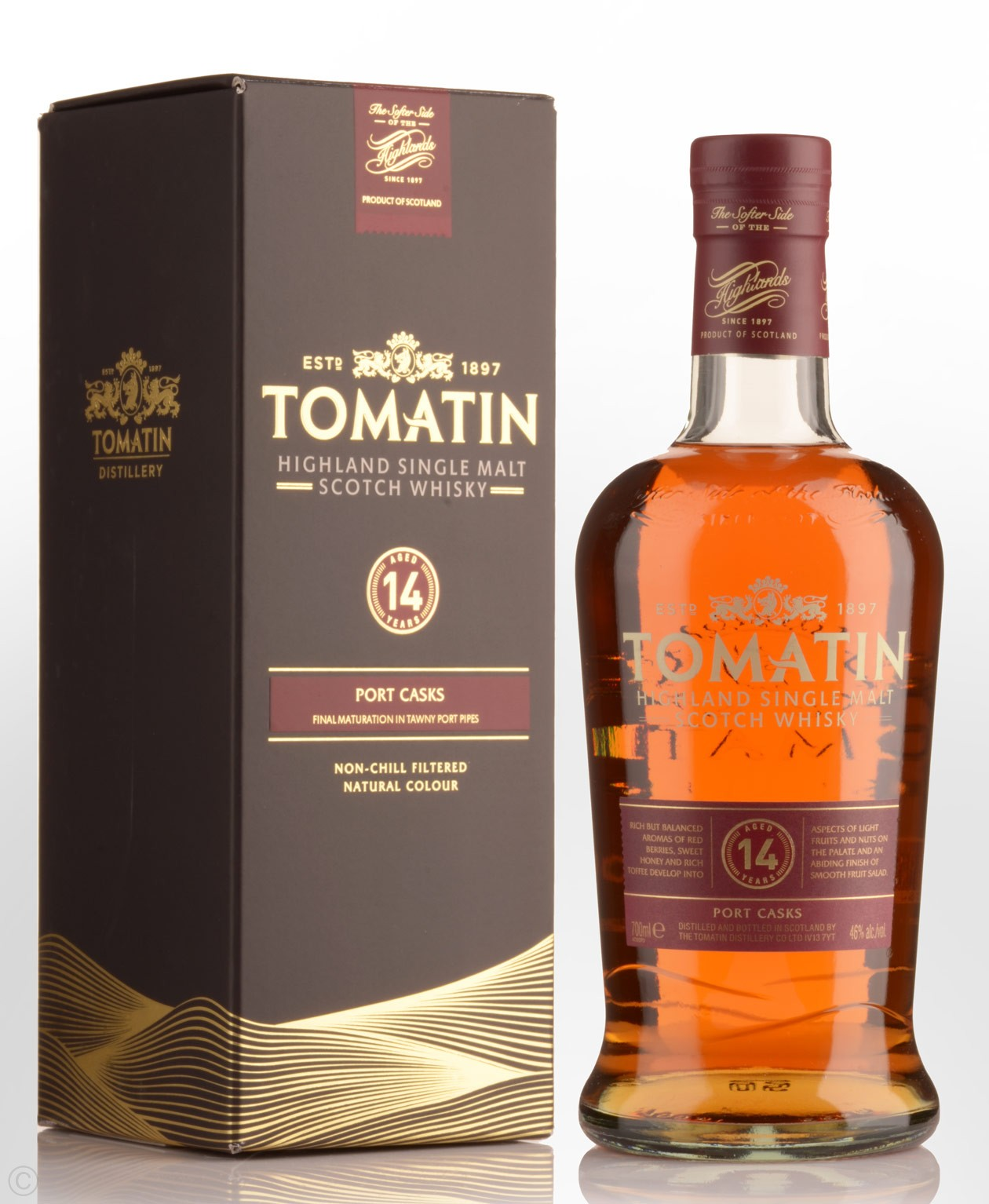 giá rượu Tomatin 14 năm
