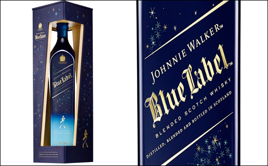 Mua rượu Johnnie Walker Blue winter edition