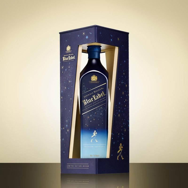 Bán rượu Johnnie Walker Blue winter edition