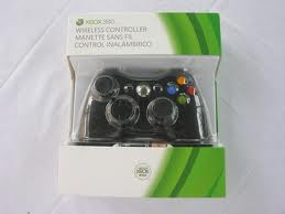 TAY XBOX360 WIRELESS SLIM BLACK