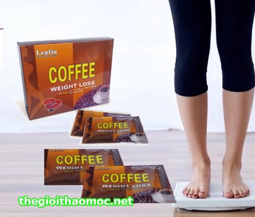 Cà phê giảm cân Linh Chi - Coffee Weight Loss