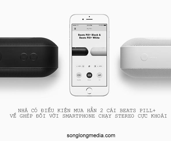 beats pill songlong