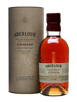 rượu aberlour a'bunadh batch no.46