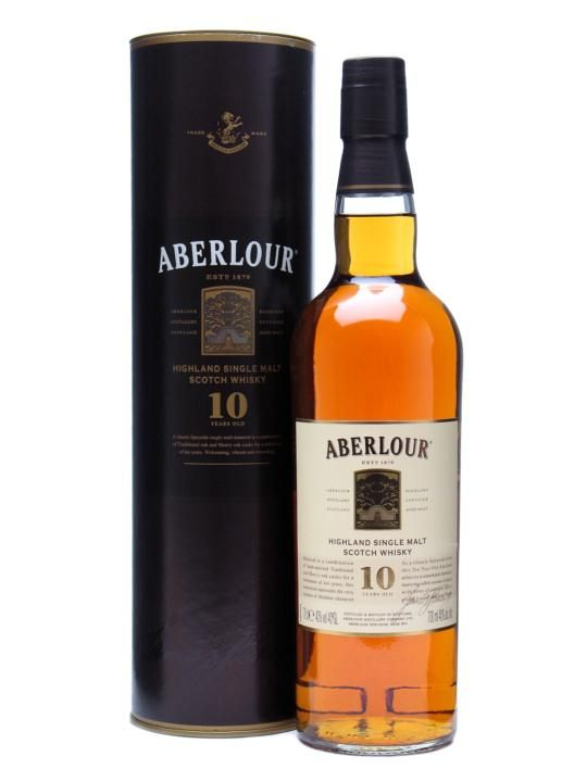 rượu aberlour 10 years old