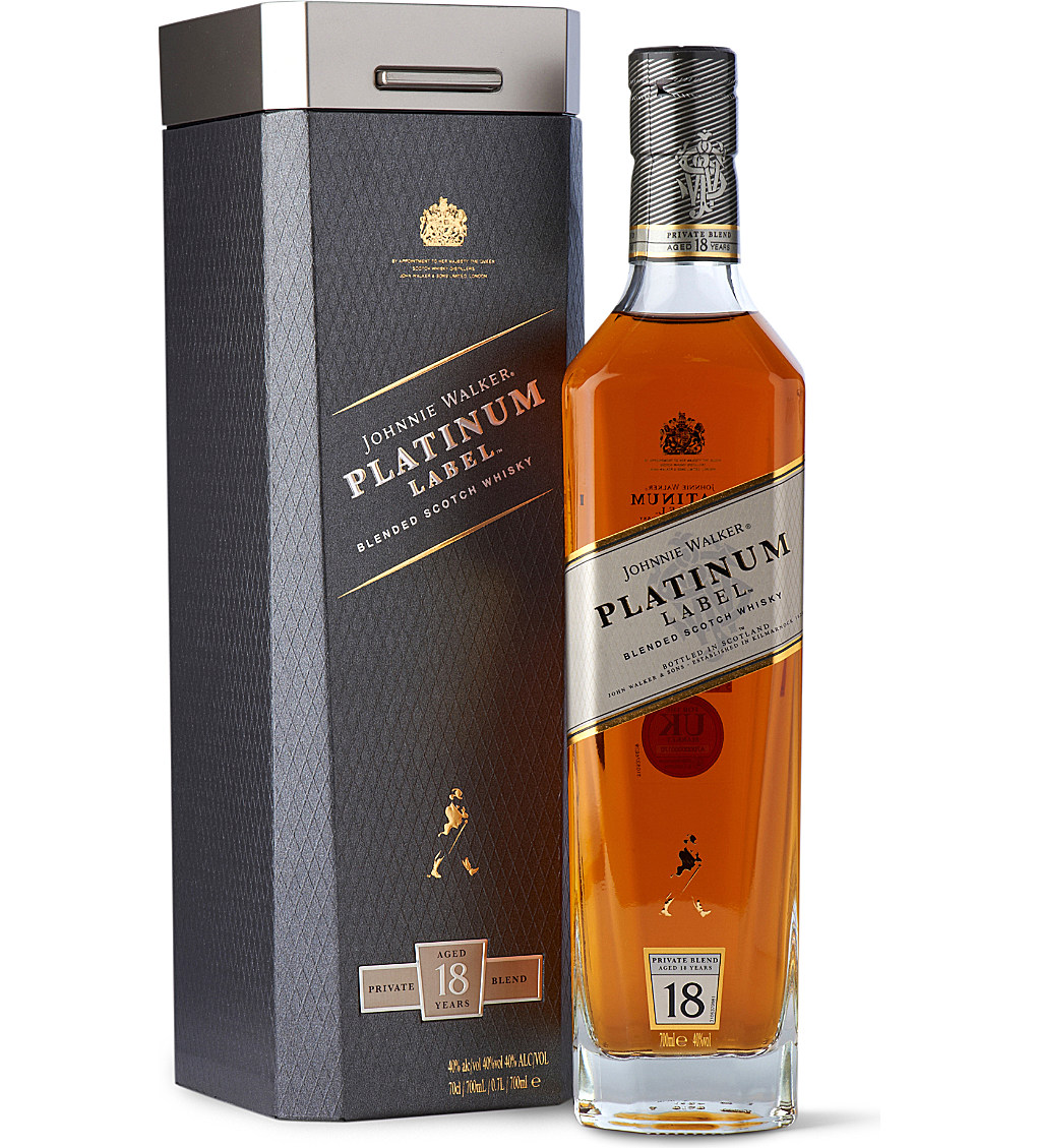 ruou johnnie walker platinum 18