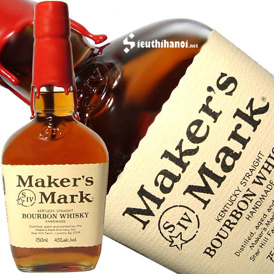 rượu bourbon maker's mark
