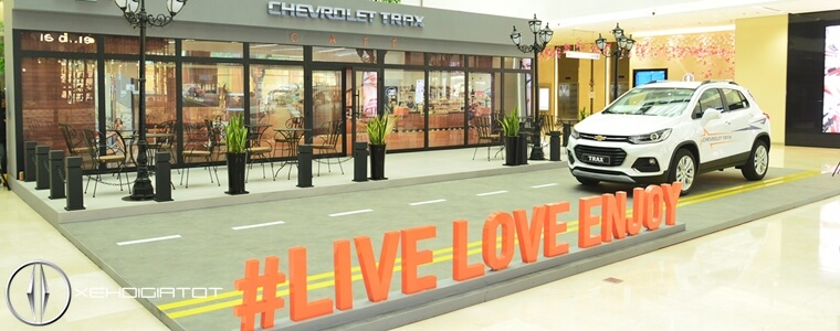 Chevrolet Trax #LiveLoveEnjoy