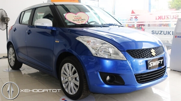 suzuki swift dac biet